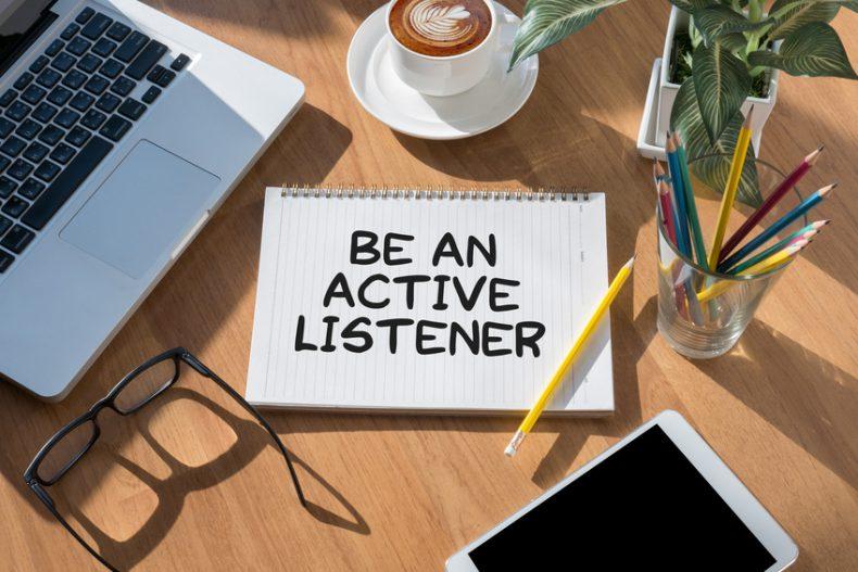 傾聴 〜サーバント・リーダーシップを発揮するための重要なコミュニケーションスキル〜