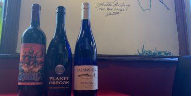 【世界のワイン】アメリカワインの魅力をご紹介!! ZINZILA(ジンジラ)、PLANET OREGON(プラネットオレゴン)、SALMoN RUN(サーモンラン)