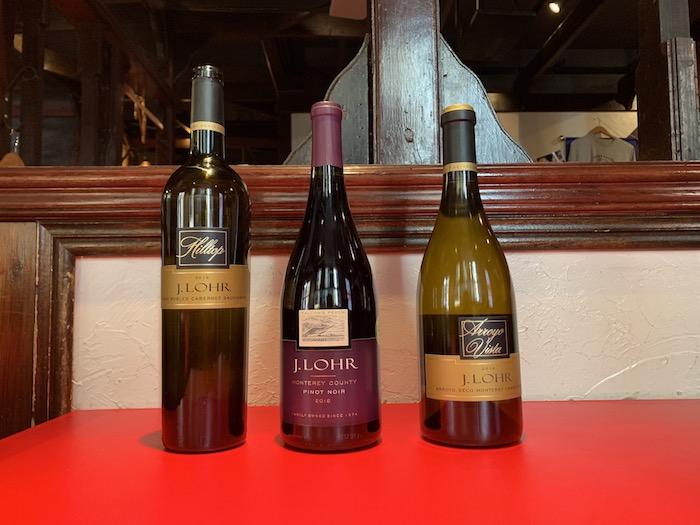赤坂のソムリエが勧めるコスパの良いワインシリーズ カリフォルニア「J.LOHR 」をご紹介!