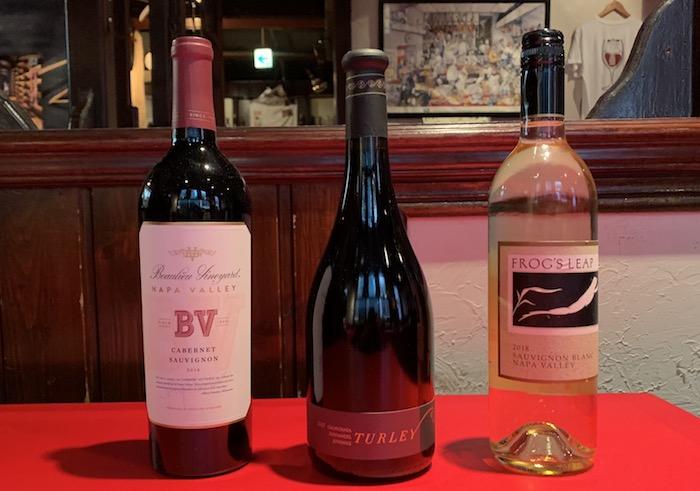 カリフォルニアワイン好きなら誰でも知っている!歴史ある有名なカリフォルニアワインをご紹介!